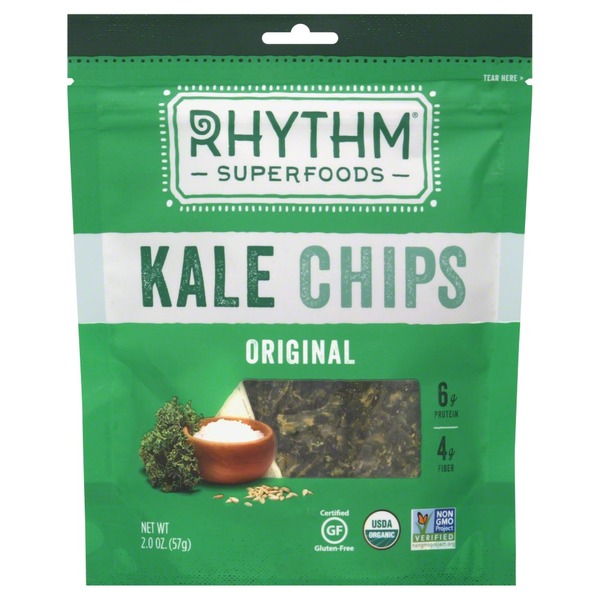 Rhythm Superfoods Original Kale Chips