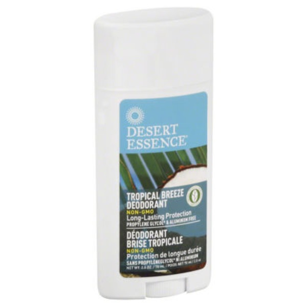 Desert Essence Tropical Breeze Deodorant