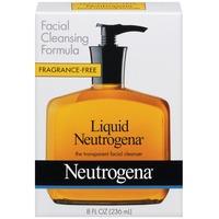 Neutrogena® Facial Cleansing Formula Fragrance Free Liquid