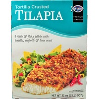 High Liner Tortilla Crusted Tilapia