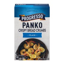 Progresso Panko Crispy Bread Crumbs Plain, 8.0 OZ