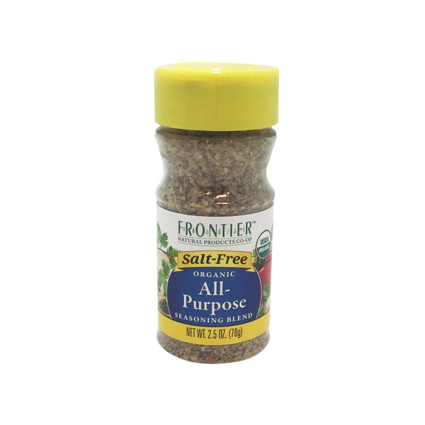 Frontier All-Purpose Salt-Free Seasoning Blend