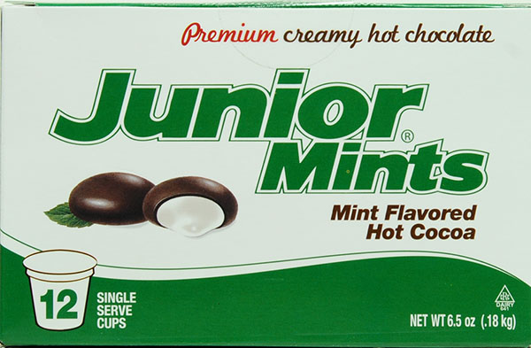 Junior Mints Hot Cocoa K-Cups