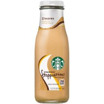 Starbucks Frappuccino S'mores Chilled Coffee Drink, 13.7 fl oz