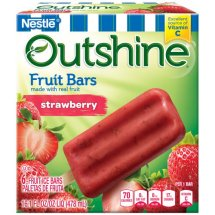 Dreyer's/Edy's Strawberry Fruit Bars, 6 ct, 16.5 fl oz