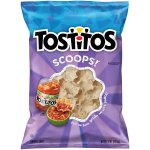 Tostitos Scoops! Tortilla Chips, Original, 10 Oz