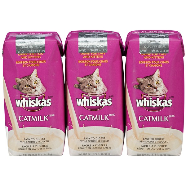 Whiskas Catmilk 6.75 fl oz Cat Care & Treats
