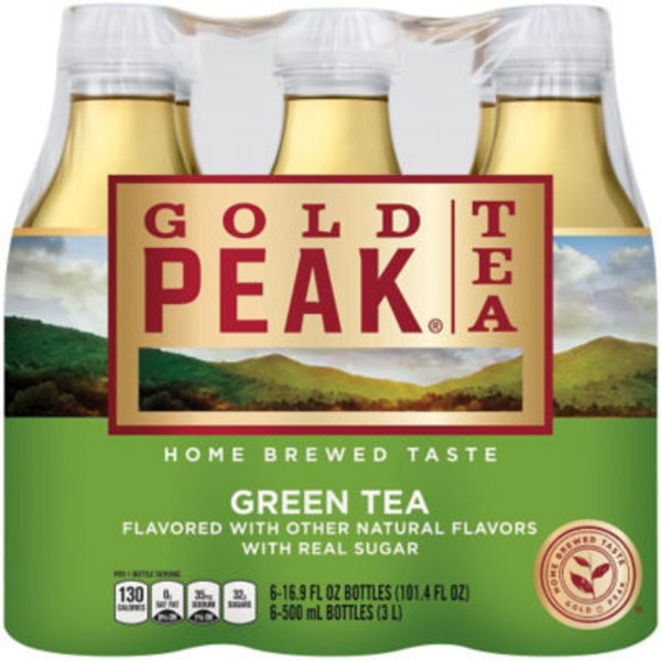 Gold Peak Iced Green Tea