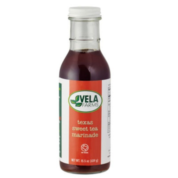 Vela Farms Texas Sweet Tea Marinade