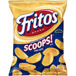 Fritos® Corn Chips Scoops!®, Original, 9.25 Oz