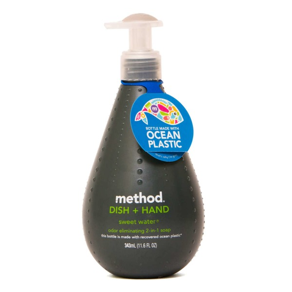 Method Sweet Water Dish And Hand Soap