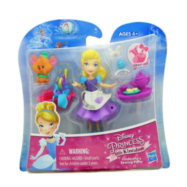 Hasbro Disney Princess Little Kingdom Assorted Princess And Friend
