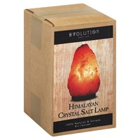 Evolution Salt Small Himalayan Crystal Salt Lamp