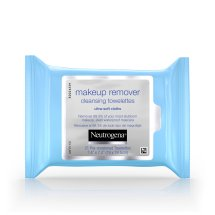 Neutrogena Makeup Remover Cleansing Towelettes & Wipes, 21 Count