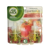 Airwick Apple Cinnamon Medley Scented Oil Refills
