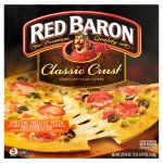 Red Baron® Classic Crust Special Deluxe Pizza 22.95 oz. Box