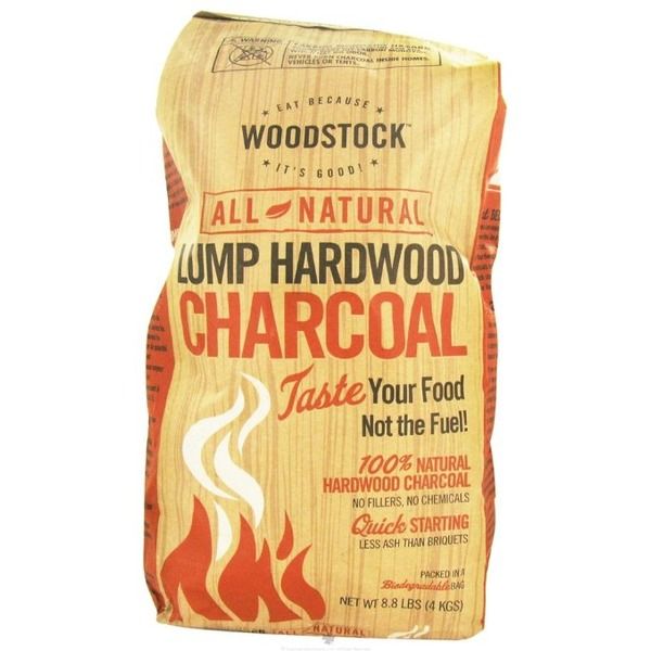 Woodstock Farms Lump Hardwood Charcoal