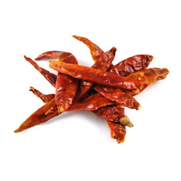 Fresh Dried Japone Peppers