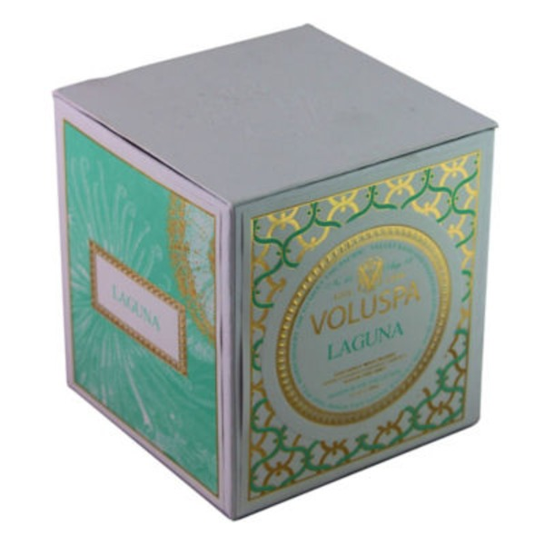 Voluspa Laguna Natural Apricot & Coconut Wax Hand Poured Luxury Candle