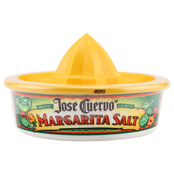Jose Cuervo Original Premium Margarita Salt with Juice Squeezer -