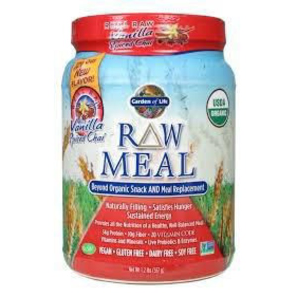 Garden of Life Raw Meal Vanilla Spiced Chai