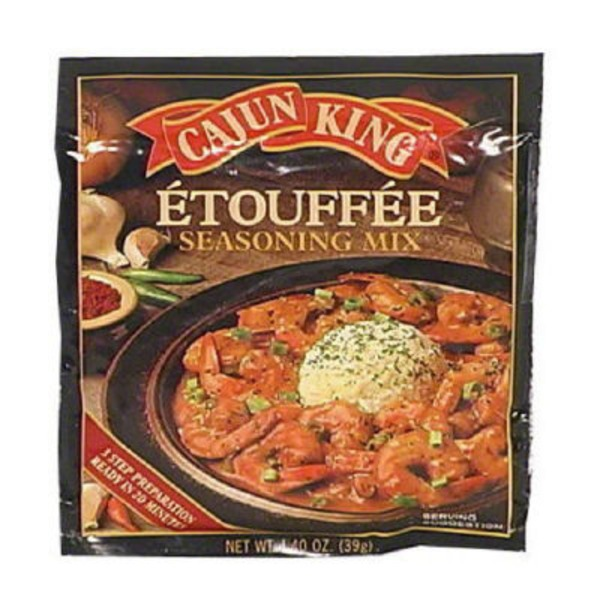 Cajun King Etouffee Seasoning Mix