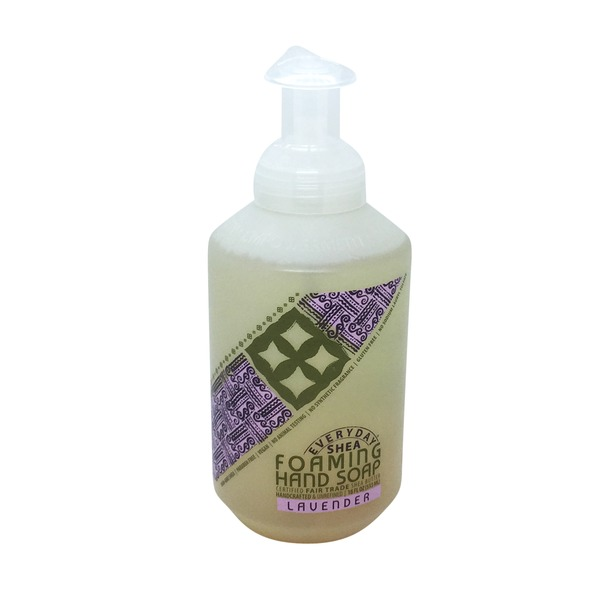 Alaffia Everyday Shea Foaming Soap Lavender