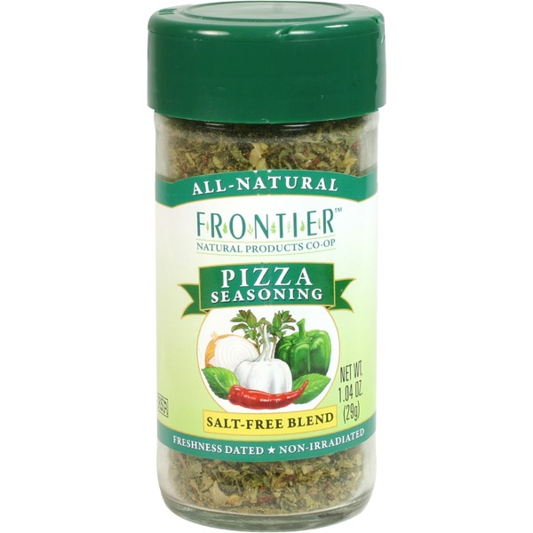 Frontier Natural Products Co-op Frontier Pizza Seasoning Seasoning Blend