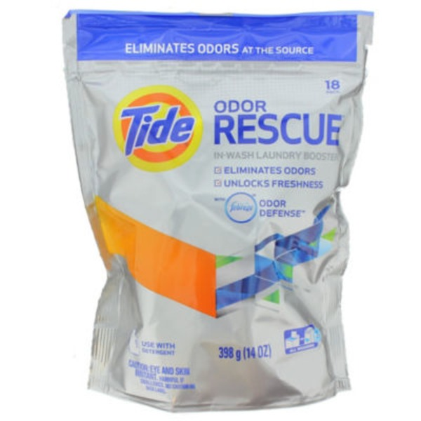 Tide Odor Rescue with Febreze Odor Defense Laundry Scent Booster
