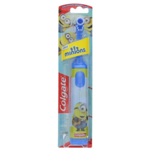 Colgate Minions Powered Toothbrush