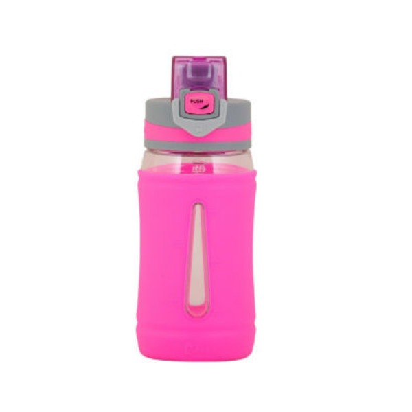 Bubba's Flo Silicon Pink Bottle