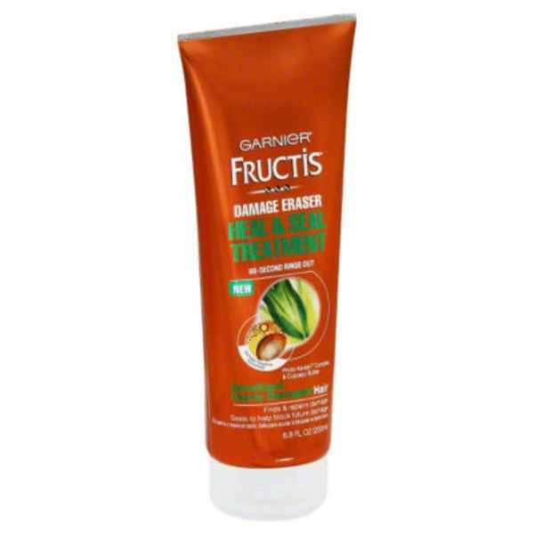Fructis® Sensitized & Overly Damaged Hair Heal & Seal Treatment
