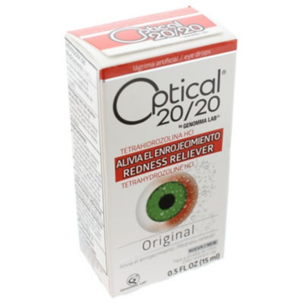 Optical 20/20 Original Redness Relief Eye Drops