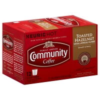 Community Coffee Coffee Snglsrv Hzlnut