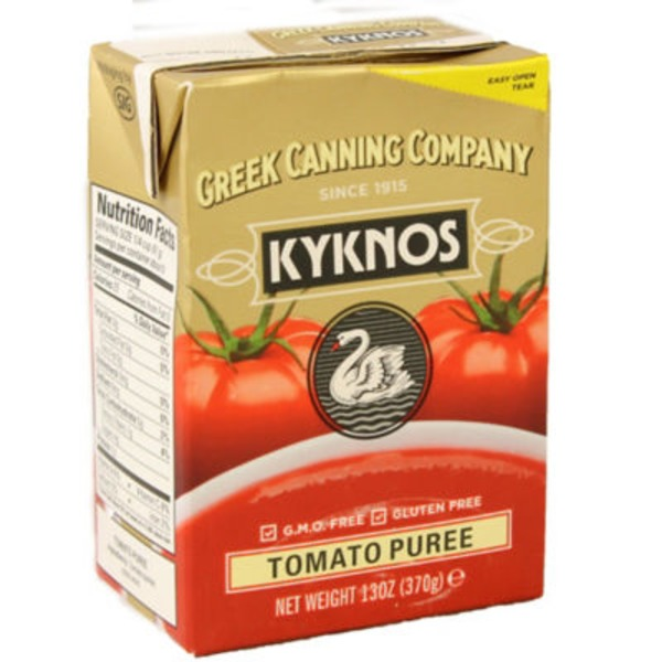 Kyknos Aseptic Tomato Puree