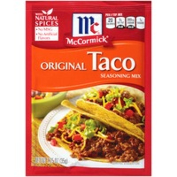 McCormick Taco Original Seasoning Mix