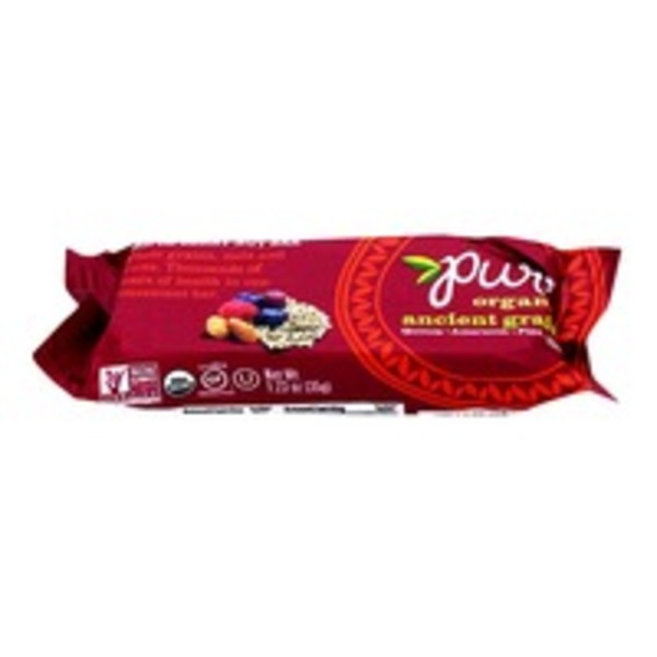 Pure 7 Nut Bar, Triple Berry