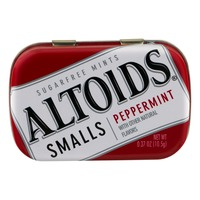 Altoids Smalls Sugar-Free Peppermint Mints