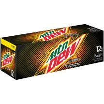 Mtn Dew® Live Wire® Orange Soda 12-12 fl. oz. Box