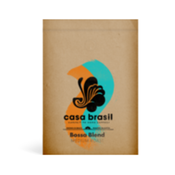 Casa Brasil Medium Roast Coffee