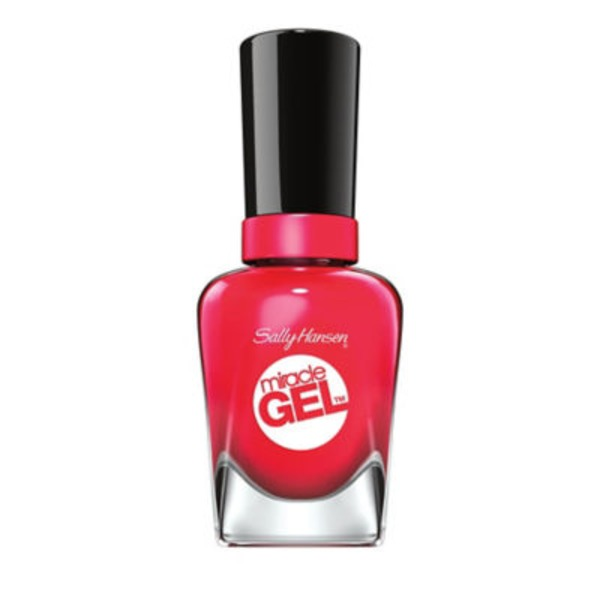 Sally Hansen Miracle Gel Nail Color 830 Scarlet Starlet