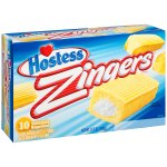Hostess® Zingers®, Vanilla, 12.7 oz. Box (10 count)
