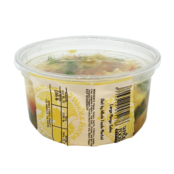 Whole Foods Market Salsa Fresh Mango