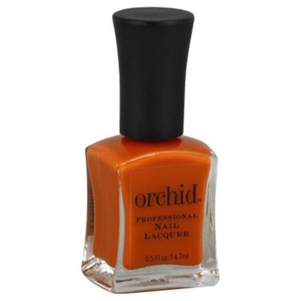 Orchid Orange You Glad You're From Texas? Nail Lacquer