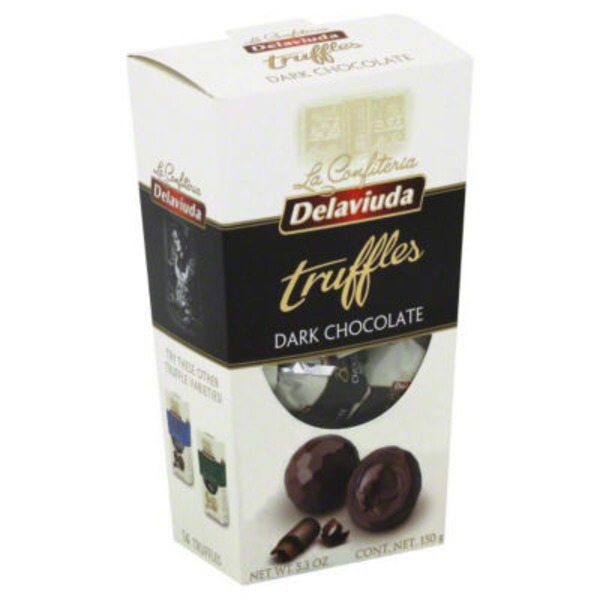 Delaviuda Dark Chocolate Truffles