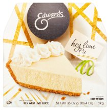 Edwards Key Lime Pie in a Cookie Crust 36 oz. Box