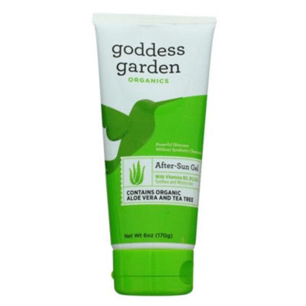Goddess Garden After Sun Gel