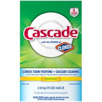 Cascade Lemon Scent Dishwasher Detergent