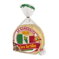 La Banderita Corn Tortillas