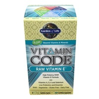 Garden of Life Vitamin Code Raw Vitamin E